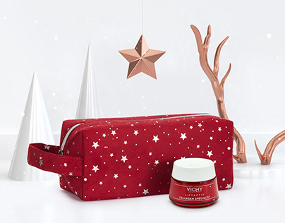 Vichy Christmas Campaign 2020