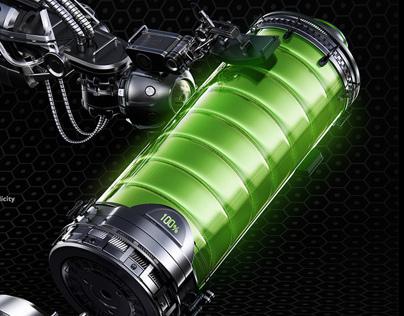 Philips — Huge battery