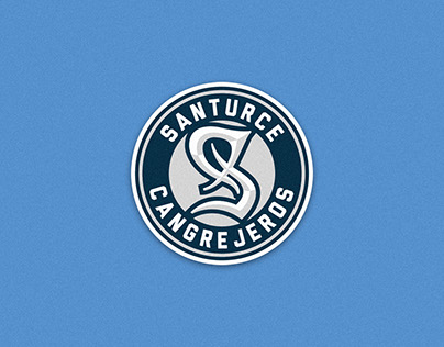Cangrejeros de Santurce Branding/Environmental Design