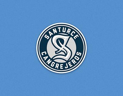 Cangrejeros de Santurce Branding/Environmental Design