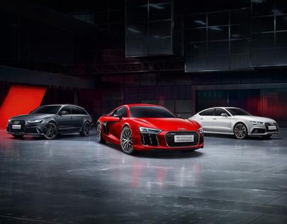 Audi Cars Retouch