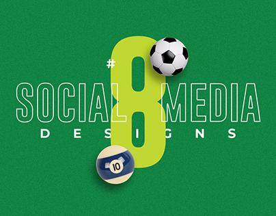 Social Media Designs #8