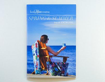 2019 Spring/Summer Herman Hiss Catalog