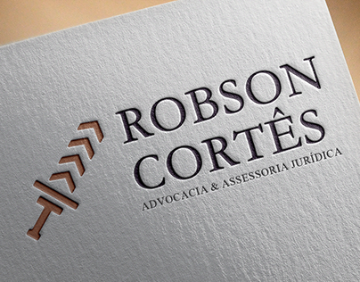 Robson Cortês - Identidade Visual