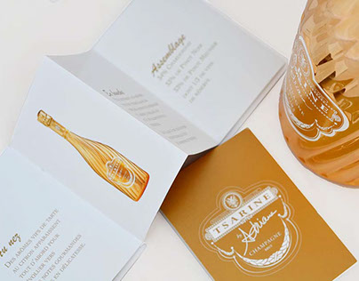 Packaging - Cuvée Adriana