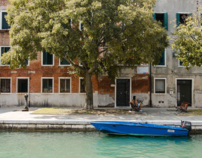 Roadtrip to Venice