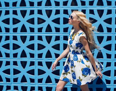 Lulu's Spring 2013 Campaign