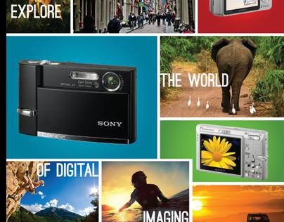 Sony Camera Catalogue
