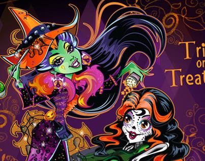 Eighteen Monster High fanart and inspired art