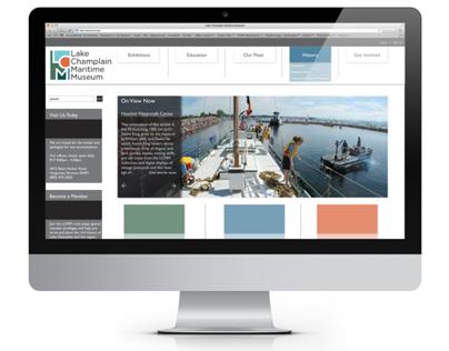 LCMM Web Design