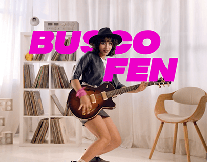 Buscofen - digital campaign