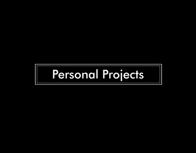 Personal Projects