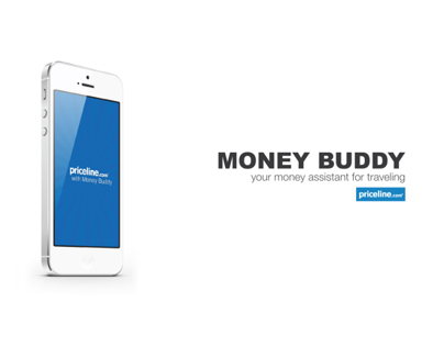 MONEY BUDDY App Design
