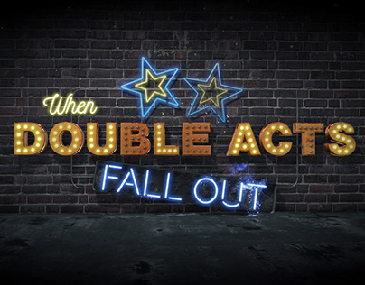 When Double Acts Fall Out Titles