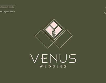 DESIGN LOGO Project: Logo VENUS WEDDING STUDIO Thank !