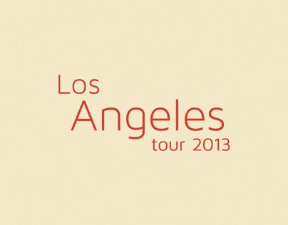 Los Angeles Tour