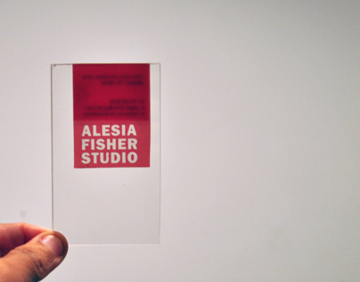 Alesia Fisher Studio: Self-Promotion
