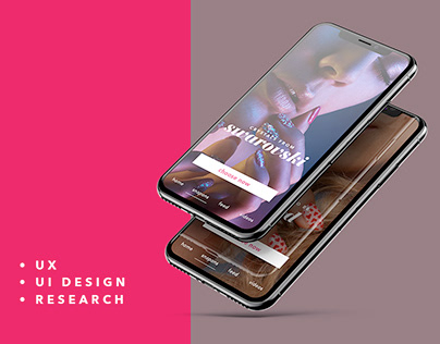Mad For Nails UI/UX Design