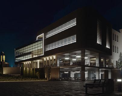 Medical Plaza (miditown) at NEWGIZA _ 2020