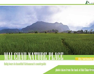 Brochure du lịch Mai Châu