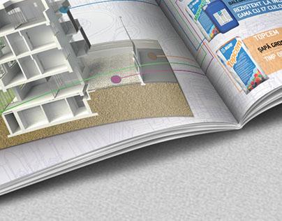 Mapei - Brochure Design
