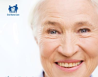 Redes Sociais Oral Home Care