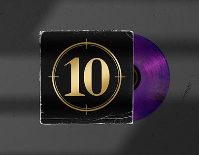 Villains' 10 Code Vinyl Assets