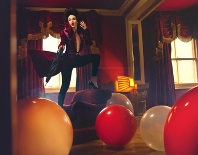 Baloons & Fairies
