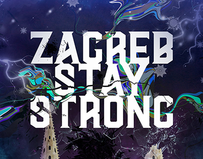 Zagreb Stay Strong