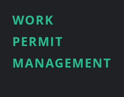 Work Permit Management