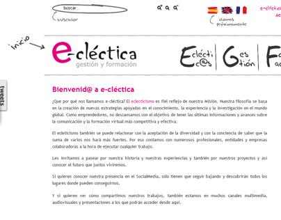 e-cléctica
