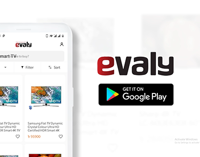 ECommerce Mobile App Tutorial Project   Evaly