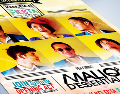 Manajemen Fiesta featuring Maliq & D'Essential