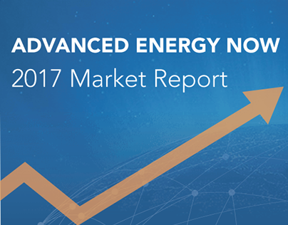 Advanced Energy Economy Now 2017 Market Report