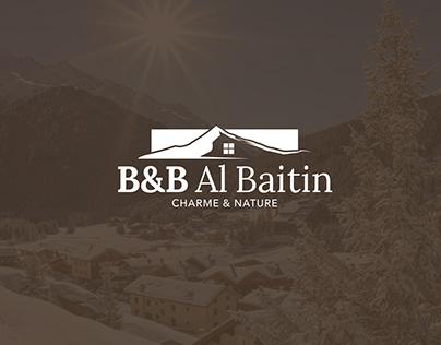 Brand Identity, Web Design, Develop - B&B Al Baitin
