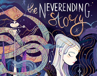 THE NEVERENDING STORY- book lover's 2020