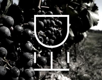 Domaine Edegger wine label // 2013