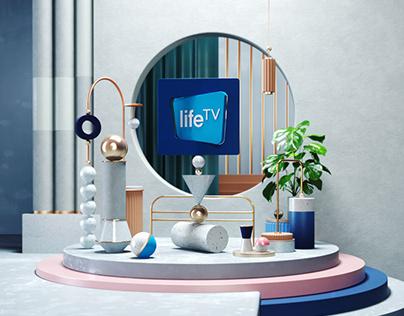 Samsung Life tv