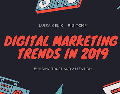 Digital Marketing Trends Presentation