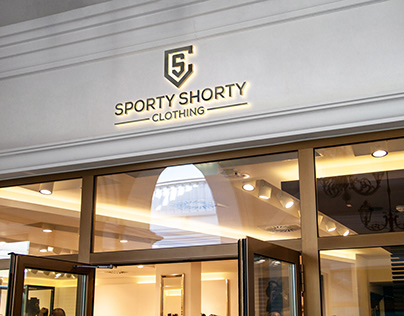 Sporty Shorty Colothing logo