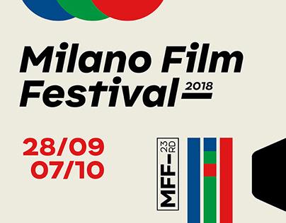 Milano Film Festival 2018