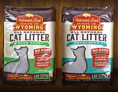 Hollywood Feed Cat Litter