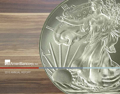 USAmeriBank Annual Report