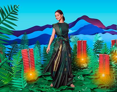 Nalli Silks - Diwali Campaign