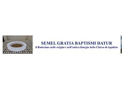 Baptismal Font Aquileia