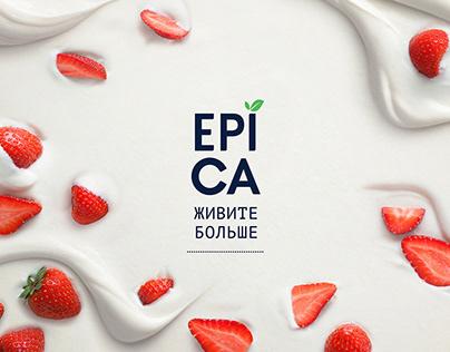 Epica Yogurts