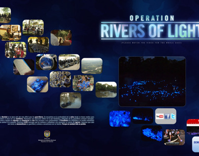 MEDIA - Operation Rivers of Light