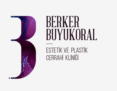 Dr. Berker Büyükgüral Corporate Identity