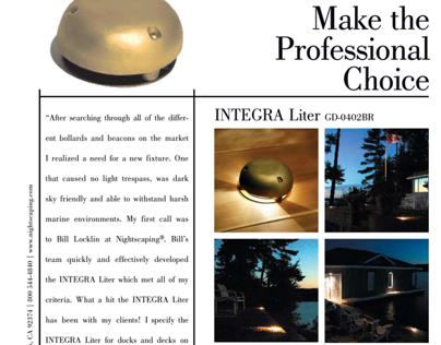 Irrigation Magazine ad