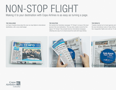 DIRECT MEDIA - Non-Stop Flight